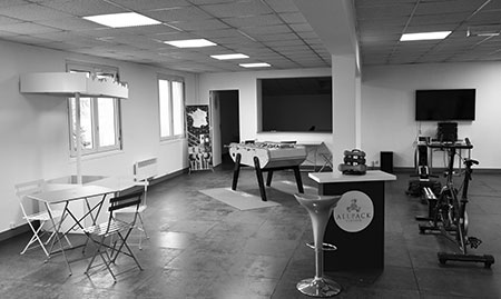 salle de sport Neuvistac