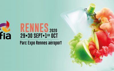Neuvistac Tupack sera présent au CFIA de Rennes le 29, 30 septembre & 1 octobre 2020 au Parc des Expo Rennes Aéroport